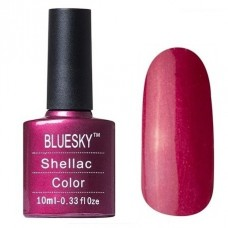 BLUESKY SHELLAC, ЦВЕТ № 509 RED BARONESS