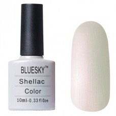 BLUESKY SHELLAC, ЦВЕТ № 528 MOONLIGHT AND ROSES