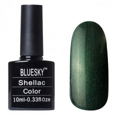 BLUESKY SHELLAC, ЦВЕТ № 541 PRETTY POISON