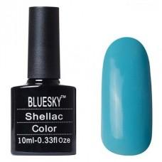 BLUESKY SHELLAC, ЦВЕТ № 555 HAVEN BLUE