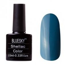 BLUESKY SHELLAC, ЦВЕТ № 558 BLUE RAPTURE