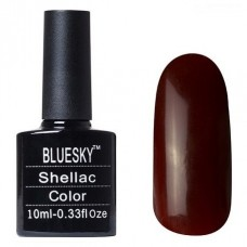 BLUESKY SHELLAC, ЦВЕТ № 561 BURNT ROMANCE
