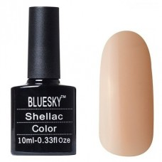 BLUESKY SHELLAC, ЦВЕТ № 567 POWDER MY NOSE