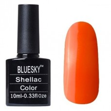BLUESKY SHELLAC, ЦВЕТ № 577 ELECTRIC ORANGE