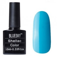BLUESKY SHELLAC, ЦВЕТ № 581 CERULEAN SEA