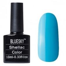 BLUESKY SHELLAC, ЦВЕТ № 581 CERULEAN SEA