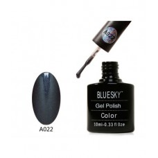 Bluesky shellac A 22 Мокрый асфальт с перламутром