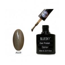 Bluesky shellac A 29 Серый с перламутром