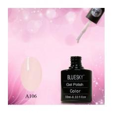 Bluesky shellac A 106 Бело-розовый