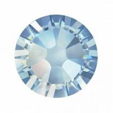 Swarovski Elements, стразы Aquamarine 1,8 мм