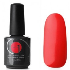 Entity One Color Couture, цвет №6905 A-Very Bright Red Dress 15 ml