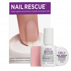 ORLY NAIL RESCUE KIT Набор для ремонта ногтей «Скорая ногтевая помощь»