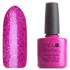 CND SHELLAC, ЦВЕТ BUTTERFLY QUEEN