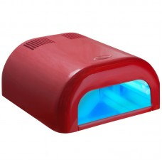 УФ лампа 36W ASN Tunnel красная