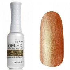 ORLY GEL FX Yellow Gold Chrome 30019