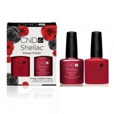CND SHELLAC, НАБОР PERFECT PAIR (RUBY RITZ + WILDFIRE)