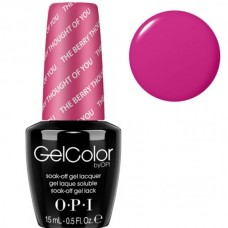 Гель-лак GelColor - Berry Thought of You 15мл. GCA75