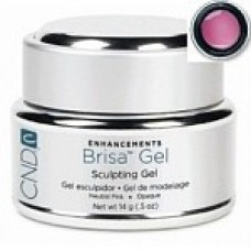 CND BRISA SCULPTING UV GEL COOL PINK SEMI-SHEER 14G