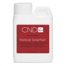CND, МОНОМЕР ДЛЯ АКРИЛОВ RADICAL SOLARNAIL LIQUID, 118 ML