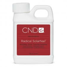 CND, МОНОМЕР ДЛЯ АКРИЛОВ RADICAL SOLARNAIL LIQUID, 236 ML
