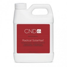 CND, МОНОМЕР ДЛЯ АКРИЛОВ RADICAL SOLARNAIL LIQUID, 473 ML