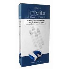 """IBD Jet Elite replacement bulbs 4рс.- Запасные лампы для УФ аппарата """"Джет элит"""" 4шт."""