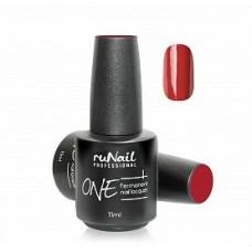 Runail, Перманентный лак ONE, 11 мл, №1365
