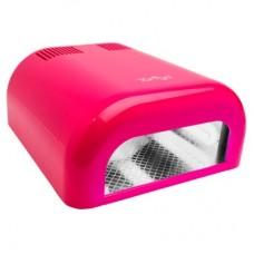 Лампа УФ, «Tango», 36W, Розовая