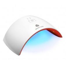 LED/УФ лампа 24W Wave белая с красным