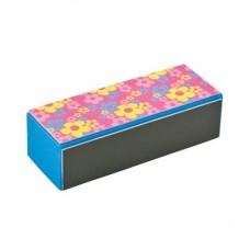 Блок полирующий 4-х стор. цветной